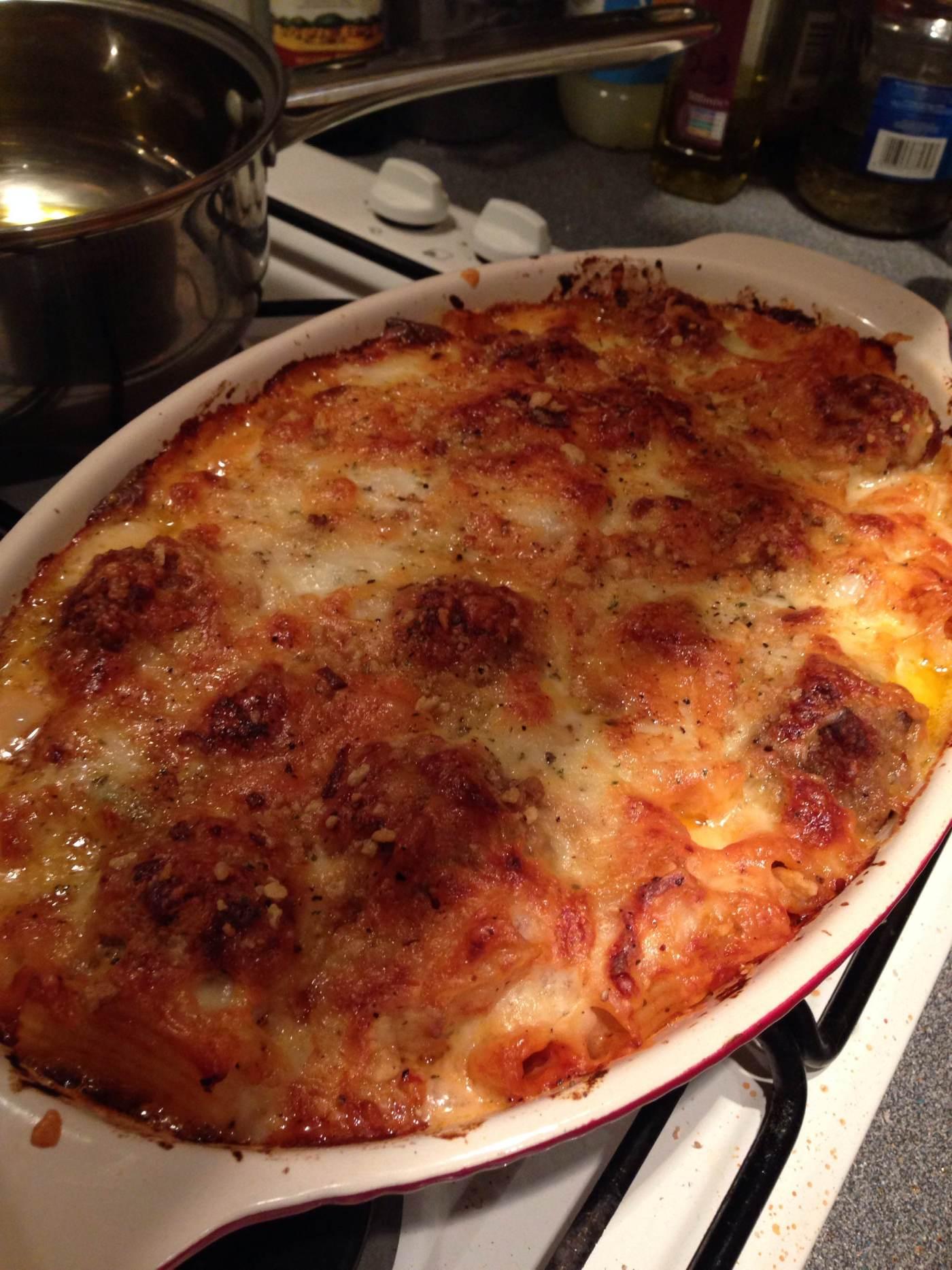 best pasta bake