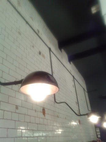 Lighting at Byron Bristol