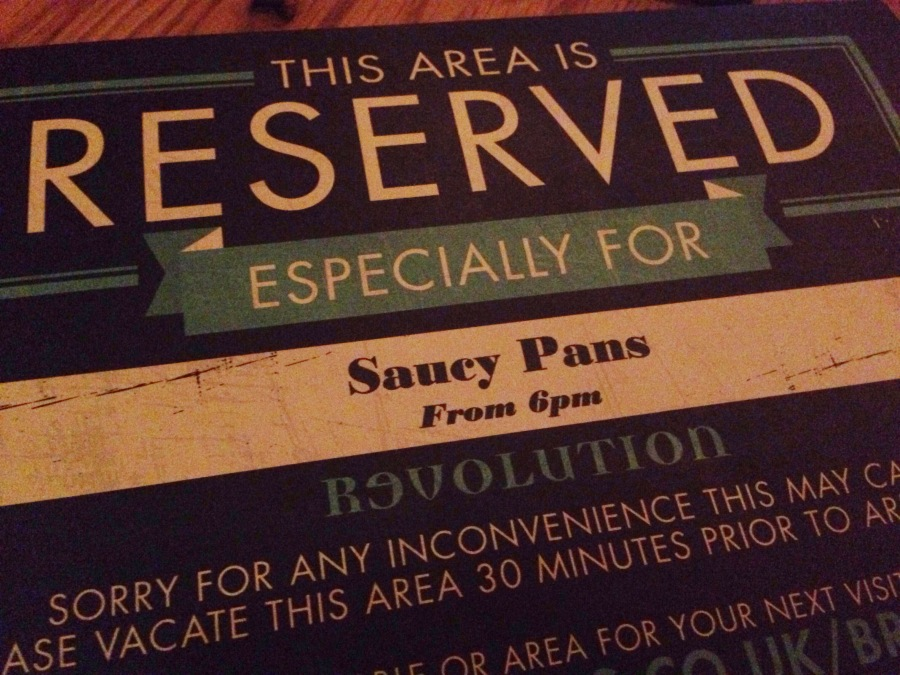 saucy pans