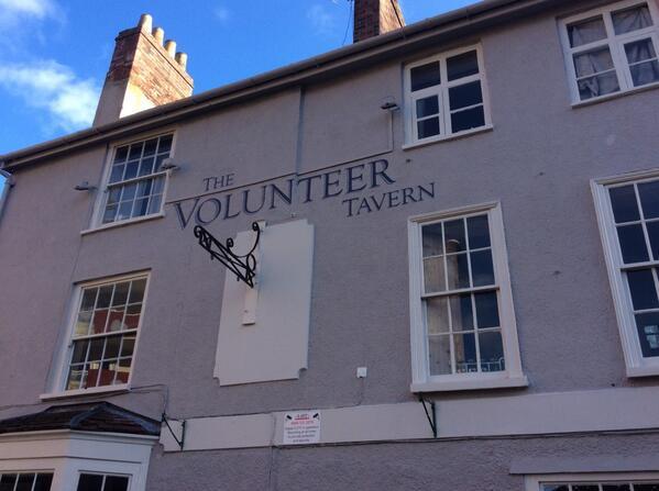 The Volunteer Tavern Bristol