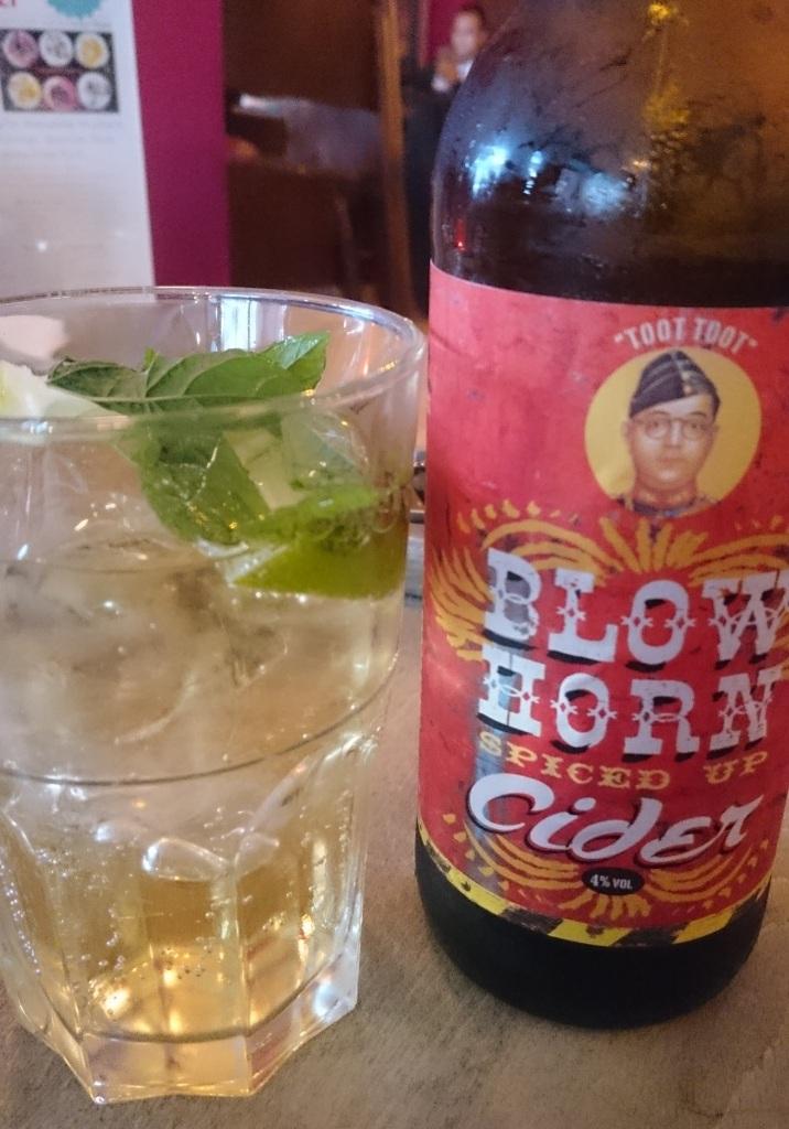 Blow Horn Cider