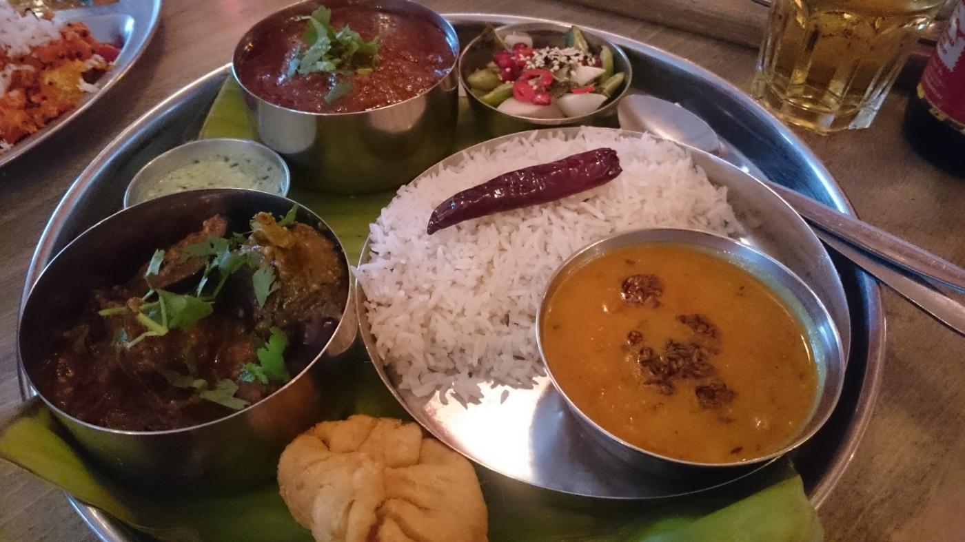 The Summer Thali