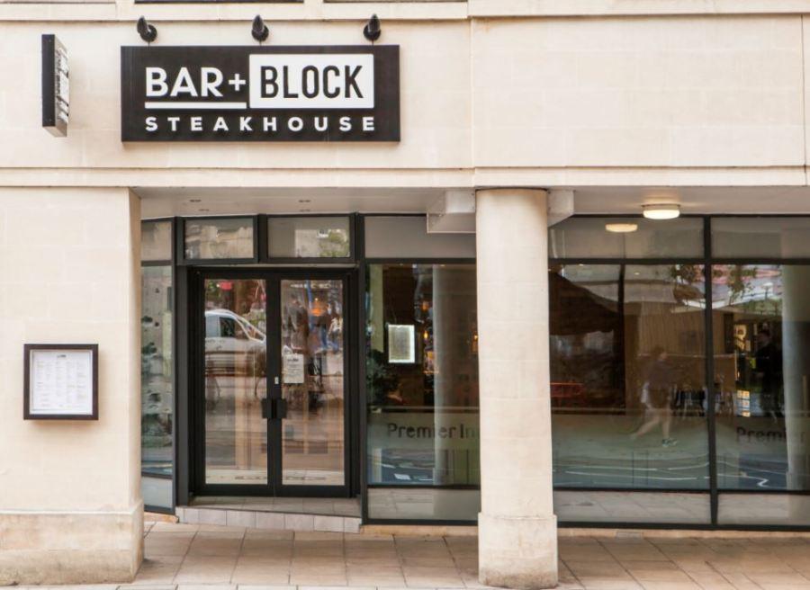 Bar block